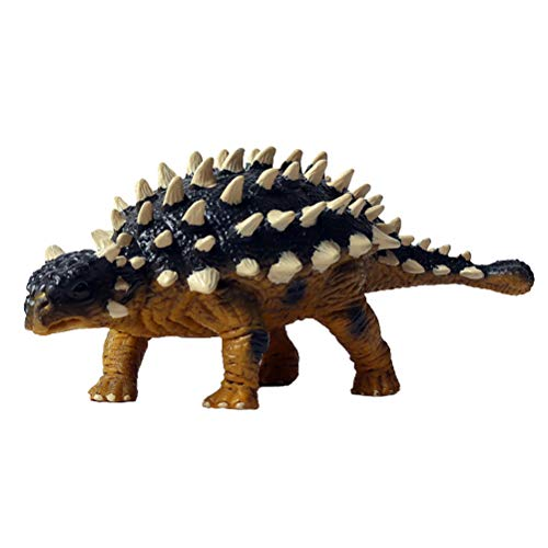 Flormoon Dinosauri Giocattoli Realistico Saichania Chulsanensis Dinosaur Figure Di Dinosauri In Plastica Decorazioni Per Torte Feste Di Compleanno Giocattolo Per Scuola Sul Per Bambiniclassico 0
