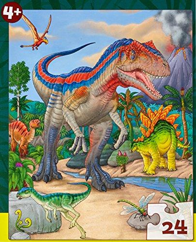 Haba 303377 Puzzle Dinosauro Gioco 0 0