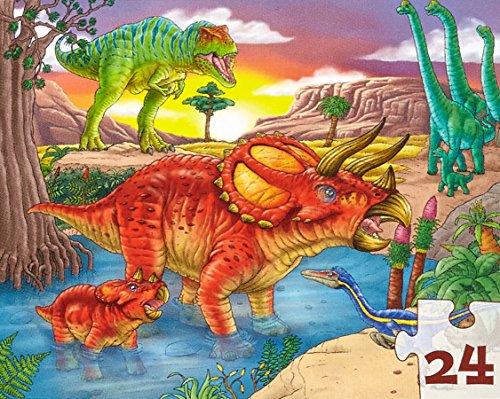 Haba 303377 Puzzle Dinosauro Gioco 0 2