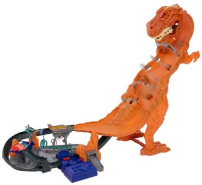 Hot Wheels T Rex Il Dinosauro 0