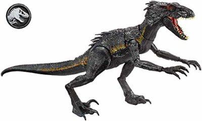 Jurassic World Indoraptor Dinosauro Attacca E Ruggisci Multicolore Fly53 0