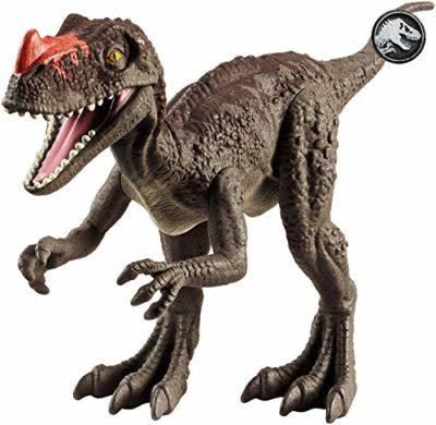 Mattel Fvj93 Jurassic World Protoceratosauro Dinosauro Del Film Multicolore 0