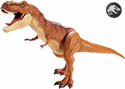 Mattel Jurassic World T Rex Extra Large Dinosauro Protagonista Del Film Xl Senza Suoni Fmm63 0