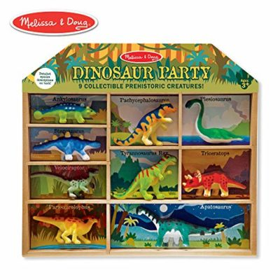 Melissa Doug Dinosaur Party Play Set By Melissa Doug 0