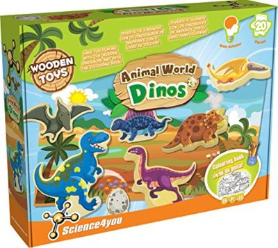 Science4you Animal World Dinos Giocattolo Educativo 488196 0