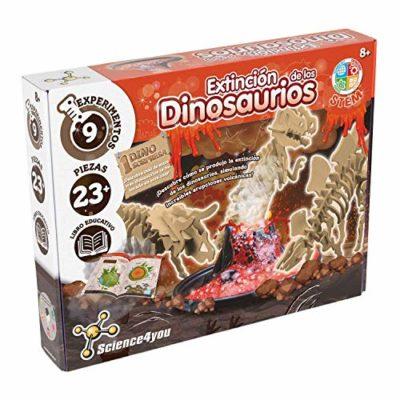Science4you Estinzione Dei Dinosauri Giocattolo Educativo E Scientifico 61506 0