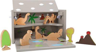 Small Foot 5718 Box Giochi Il Mondo Dei Dinosauri 0