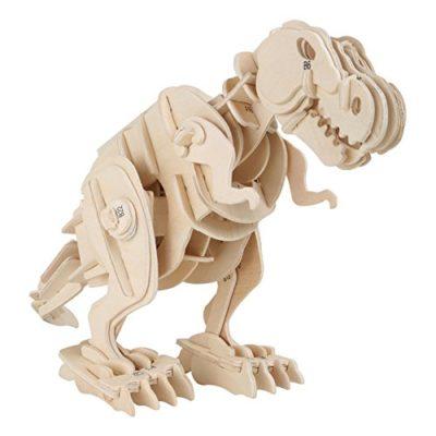 Small Foot 6946 Set Costruzioni Dinosauro Robot T Rex 0