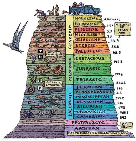 Ere Geologiche Terra Dinosauri