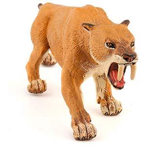 Tigre Dai Denti A Sciabola Giocattolo Smilodonte