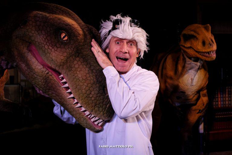 Dinosaur Show – Teatro Fontana