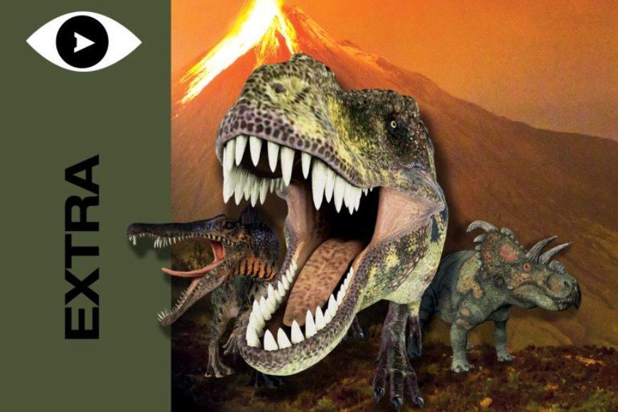 Dinosaurs Live – Videocittà