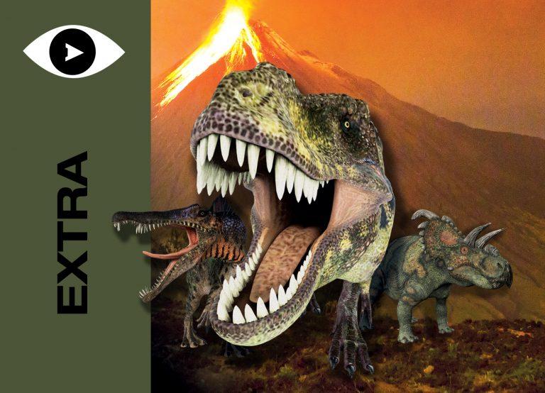 Dinosaurs Live Videocittà