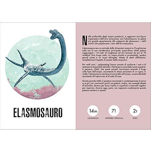 Lera Dei Dinosauri Lo Stegosauro 3d Con Giocattolo Italiano Copertina Flessibile 2 Mag 2019 0 2