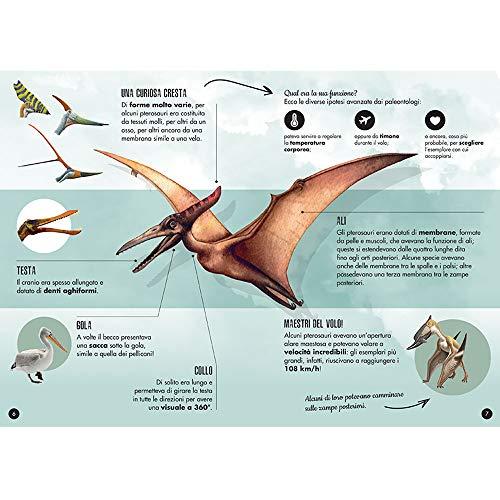 Lera Dei Dinosauri Pteranodonte 3d Ediz A Colori Con Gadget Italiano Rilegatura Sconosciuta 31 Ott 2019 0 1