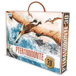 Lera Dei Dinosauri Pteranodonte 3d Ediz A Colori Con Gadget Italiano Rilegatura Sconosciuta 31 Ott 2019 0