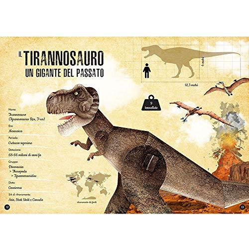 Lera Dei Dinosauri Tirannosauro 3d Ediz A Colori Con Gadget Italiano Rilegatura Sconosciuta 31 Ott 2019 0 2
