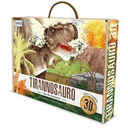 Lera Dei Dinosauri Tirannosauro 3d Ediz A Colori Con Gadget Italiano Rilegatura Sconosciuta 31 Ott 2019 0
