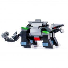Anchilosauro Lego Compatibile 4kiddo 191 Mattoncini
