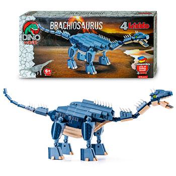 Brachiosauro Da Costruire Lego Compatibile 4kiddo