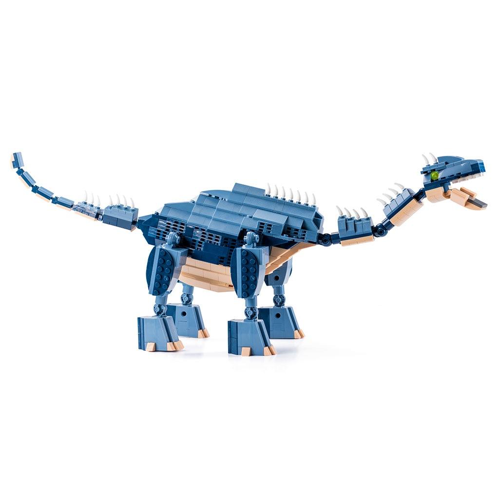 Brachiosauro Lego Compatibile 4kiddo Lato
