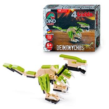 Deinonychus Da Costruire Lego Compatibile 4kiddo.jpg