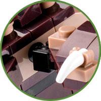 Pteranodonte Lego Compatibile 4kiddo Ali Artigli