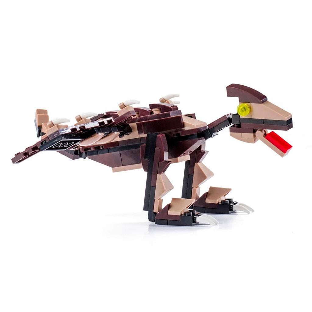 Pteranodonte Lego Compatibile 4kiddo Modellino Lato