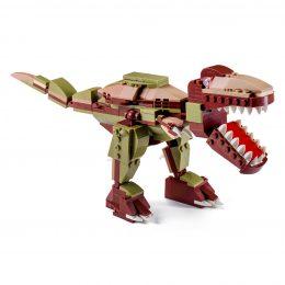 Tirannosauro Lego Compatibile 4kiddo 331 Mattoncini