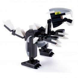 Velociraptor Lego Compatibile 4kiddo 76 Mattoncini