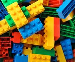 Mattoncini Lego Duplo Compatibili Dinosauri