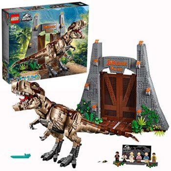 Lego Jurassic World 75936 Confidential Multicolore 0