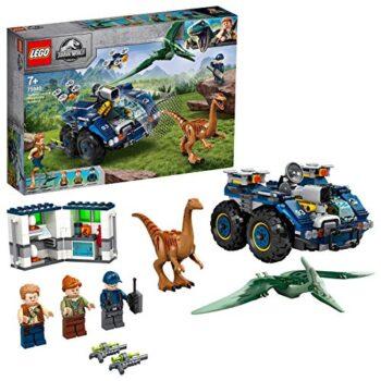 Lego Jurassic World Evasione Di Gallimimus E Pteranodonte Set Da Costruzione Con Le Figure Dei Dinosauri Per Bambini Dagli 8 Anni In Poi 75940 0