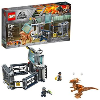 Lego Jurassic World Levasion Du Stygimoloch 75927 222 Pieces 0