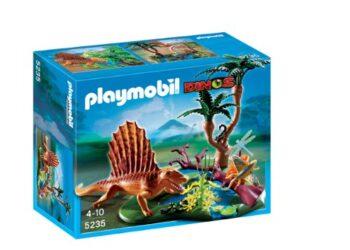 Playmobil 5235 Dimetrodonte Con Laghetto 0
